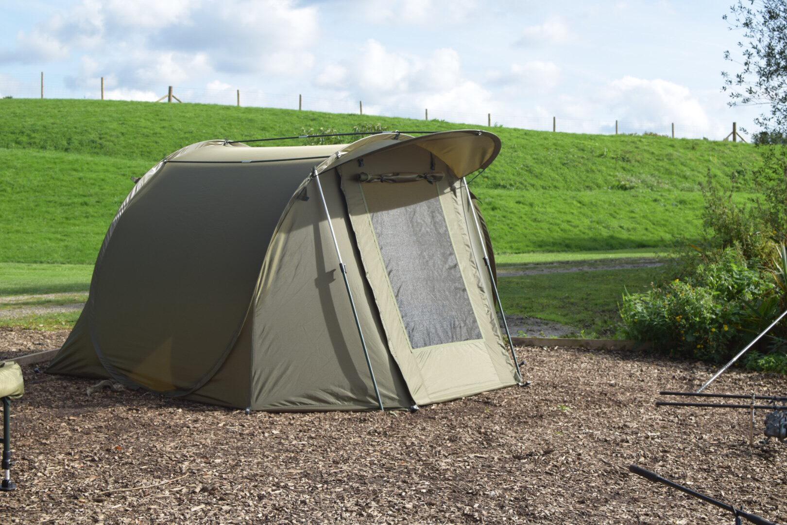 Pop Up Fishing Shelter : Quest quick shelter mk pop up carp fishing bivvy