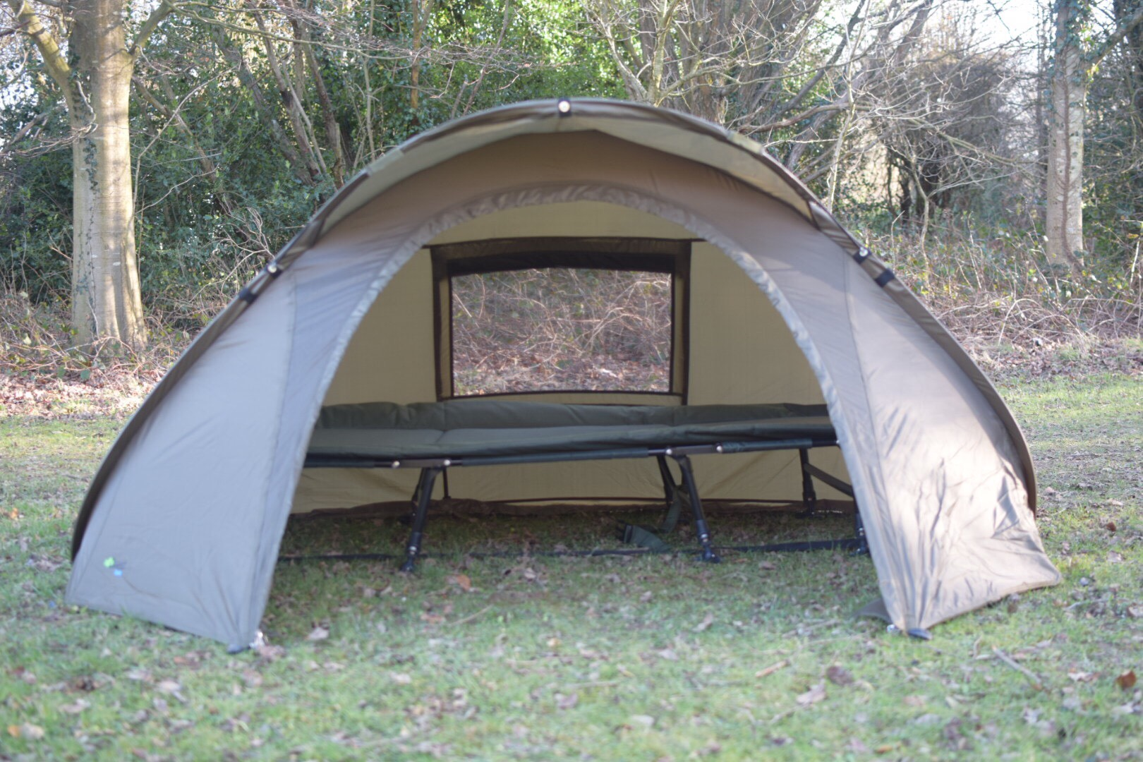 Quest Quick Shelter Mk1 Pop Up Carp Fishing Bivvy
